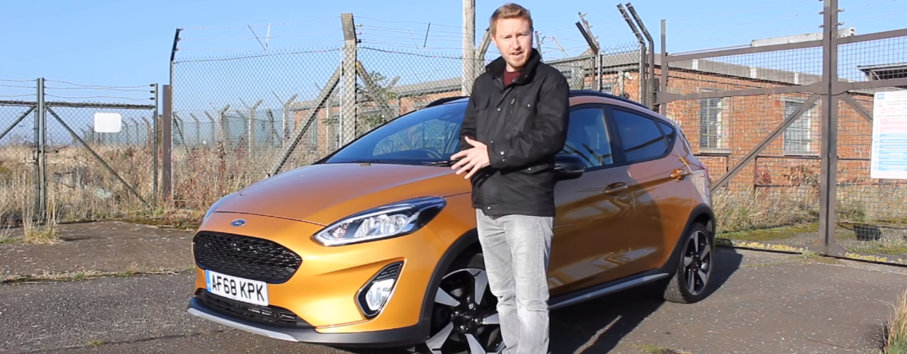 Car Focused's Ford Fiesta Active Review