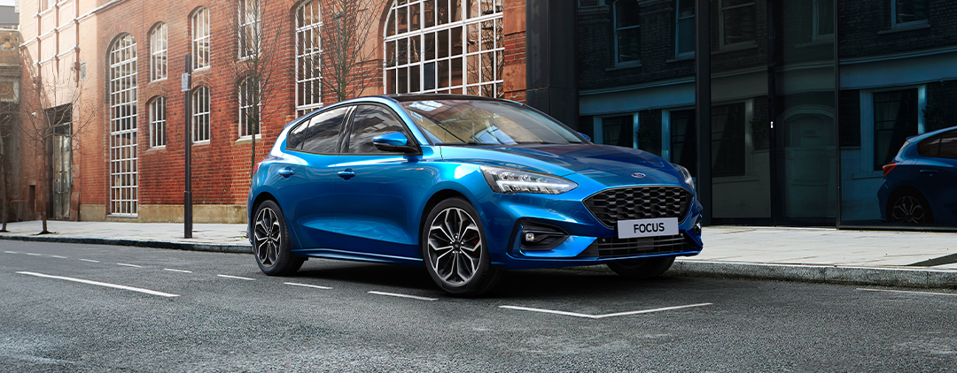 The New Ford Focus Hybrid Is Available To Order!